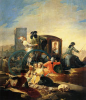 Francisco Goya The Crockery Vendor