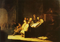 Jacob de Wet - Herod instructs the wise men to search for the birth place of Jesus