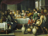 Bartolomé Esteban Murillo - The Marriage at Cana