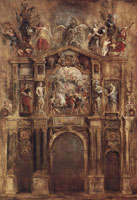 Peter Paul Rubens The Arch of Ferdinand