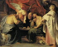 Peter Paul Rubens The Four Evangelists