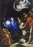 Philippe de Champaigne The Adoration of the Shepherds