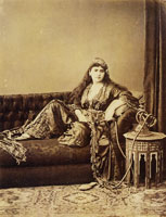 Abdullah Freres Turkish lady