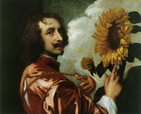 Anthony van Dyck Self-Portrait