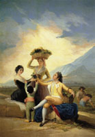 Francisco Goya Autumn (The Grape Harvest)