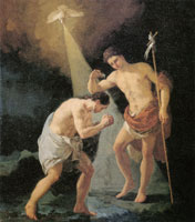 Francisco Goya The Baptism of Christ