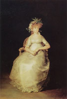 Francisco Goya Countess of Chinchon