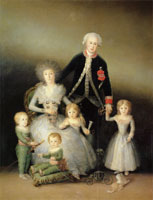 Francisco Goya Family of the Duke and Duchess of Osuna