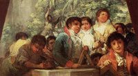 Francisco Goya - Students from the Pestalozzian Academy