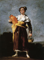 Francisco Goya The Water-carrier