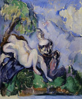 Paul Cézanne Bathsheba