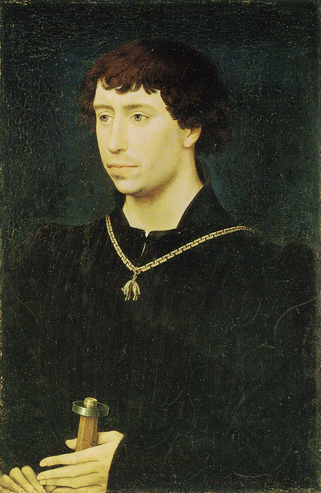 Rogier van der Weyden and Studio - Charles the Bold