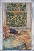 Childe Hassam Colonial Quilt