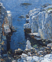 Childe Hassam The Isles of Shoals