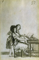 Francisco Goya Concert at the Clavichord