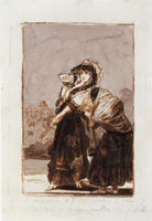 Francisco Goya God Forgive Her: And It Was Her Mother