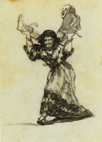 Francisco Goya Unholy Union