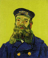 Vincent van Gogh Monsieur Roulin