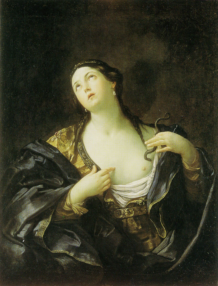 Guido Reni - The Death of Cleopatra