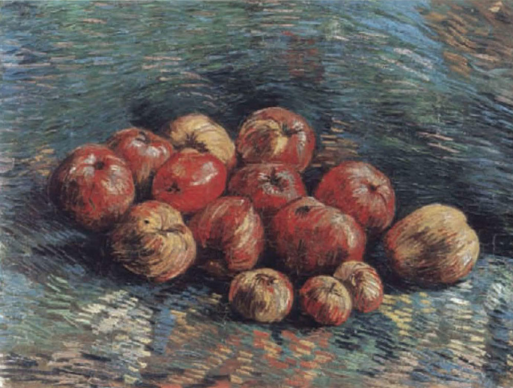 Vincent van Gogh - Apples