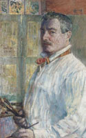 Childe Hassam Self-Portrait