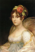 Francisco Goya The Countess of Haro
