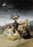 Francisco Goya - The Witches' Sabbath