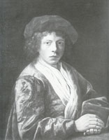 Heijmen Dullaert Young Man with a Beret