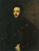 Titian Portrait of a Man