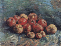 Vincent van Gogh Apples