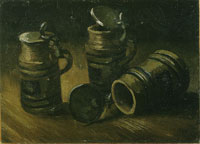 Vincent van Gogh Beer tankards