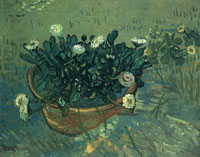 Vincent van Gogh Bowl with Daisies