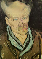 Vincent van Gogh Patient in Saint-Paul Hospital