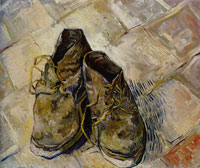 Vincent van Gogh Shoes