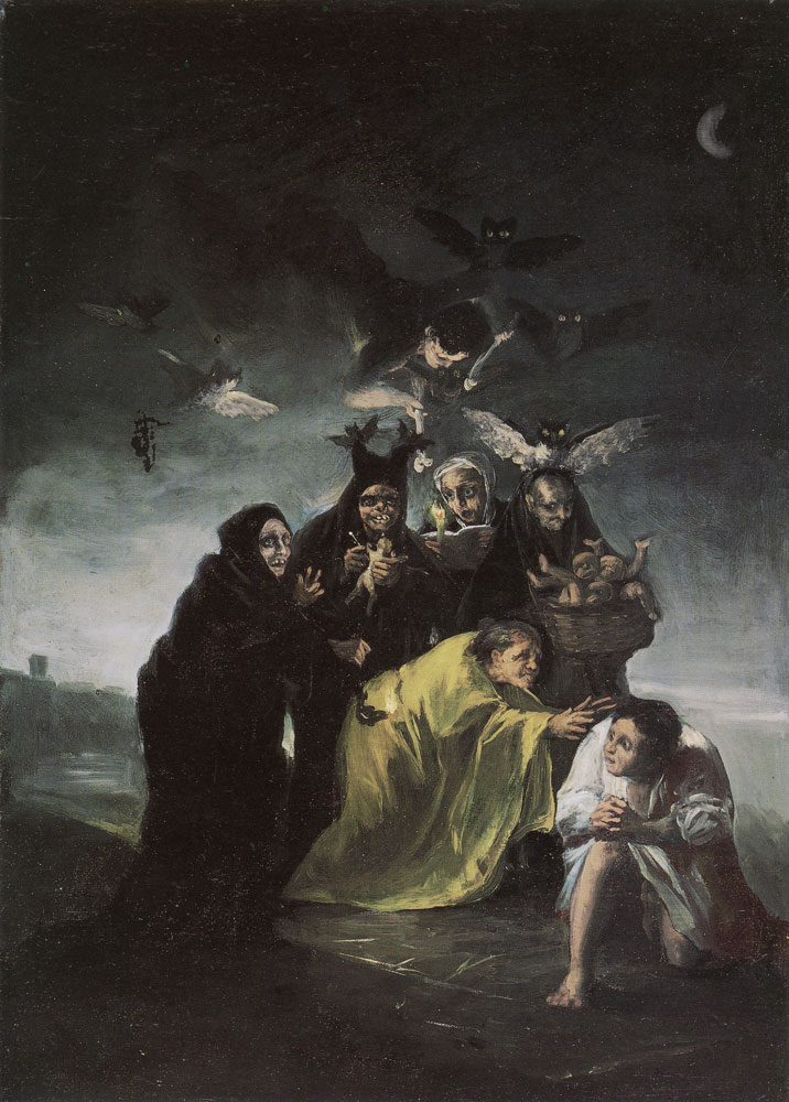 Francisco Goya - The Spell