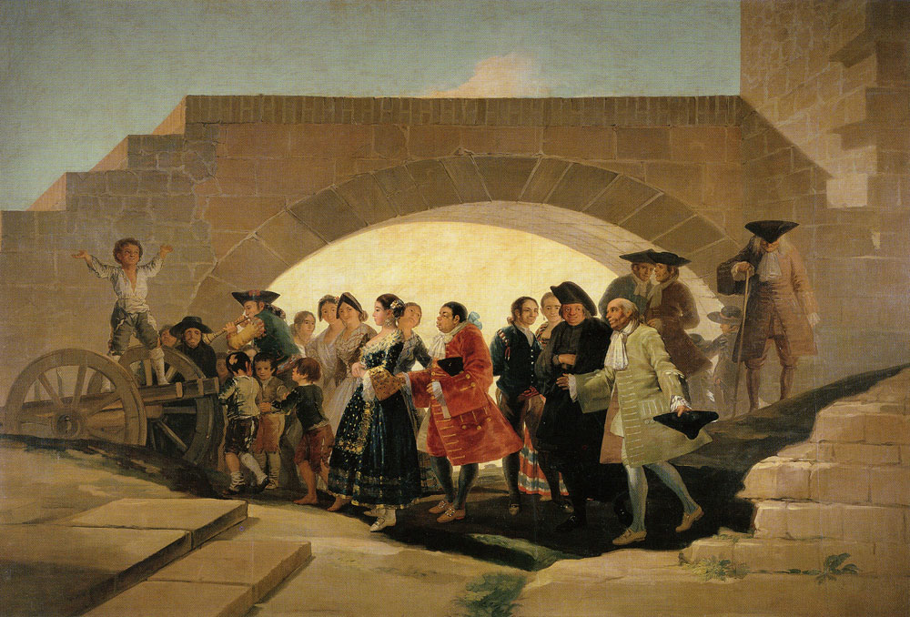 Francisco Goya - The Wedding