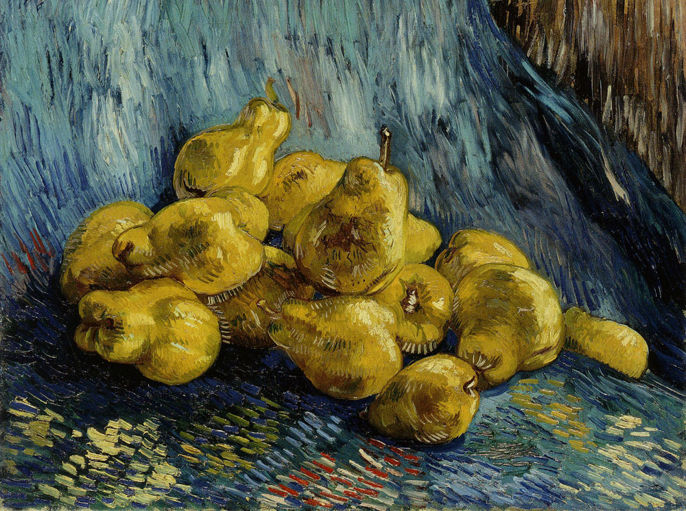 Vincent van Gogh - Quinces