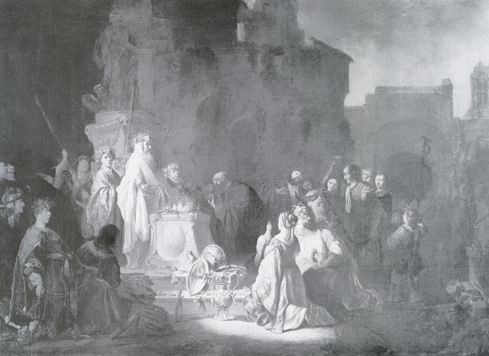 Willem de Poorter - Paul and Barnabas in Lystra