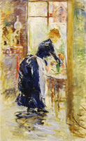 Berthe Morisot The Little Maid