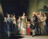 Francisco Goya The Family of Charles IV