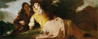 Francisco Goya - Gossiping Women