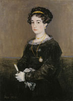 Francisco Goya Portrait of a Lady