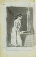 Francisco Goya A Young Woman at a Well