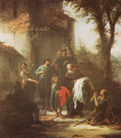 Jacob de Wet The return of the prodigal son