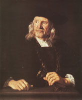 Jan Victors Old Man
