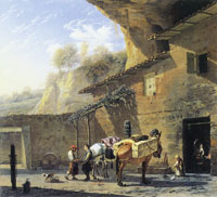 Karel DuJardin The Smithy