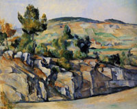 Paul Cézanne Road in Province