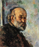 Paul Cézanne Self-portrait