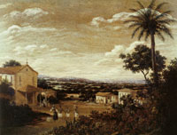 Frans Post Church with Portico