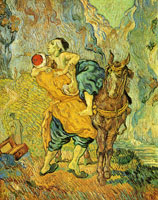 Vincent van Gogh The Good Samaritan